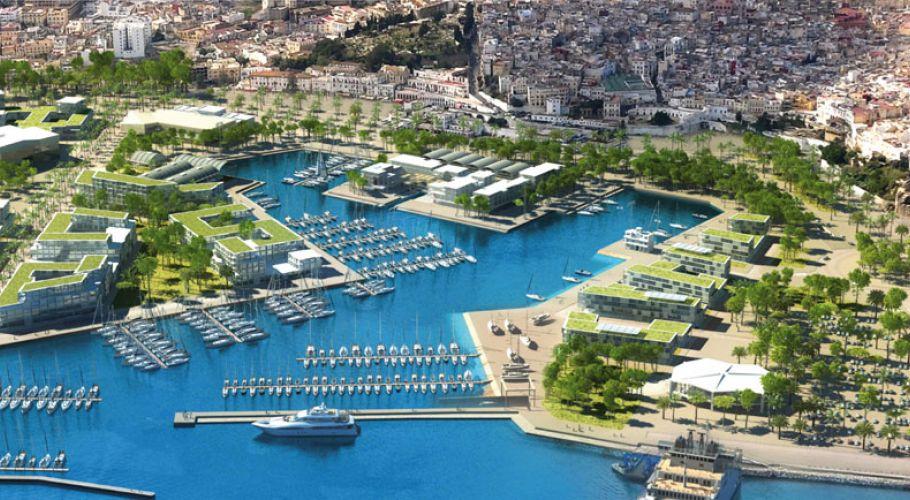 Puerto deportivo de Tanger - Tanja Marina Bay